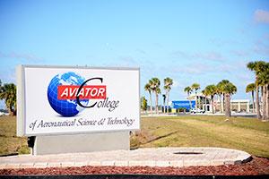 Aviator College at Treasure Coast International Airport