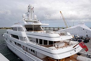 maintenance, repair and overhaul of mega yachts
